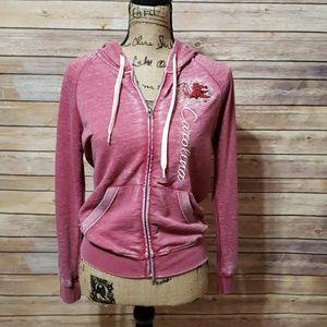 Jackets & Blazers - South Carolina light hooded zip up Jacket